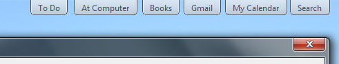 Tabs on desktop