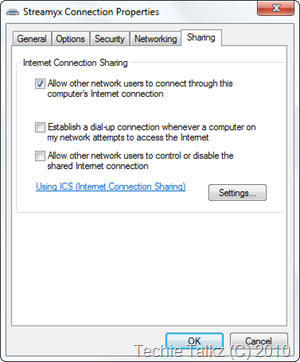 ICS and HomeGroup over cross-over cable in Windows 7 [How To