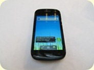Google Nexus S - Screen On