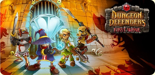 Dungeon Defenders FW
