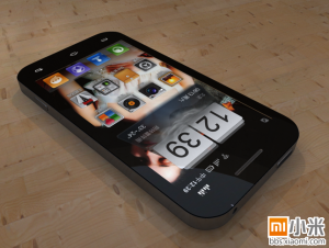 MI-ONE Render with MIUI ROM
