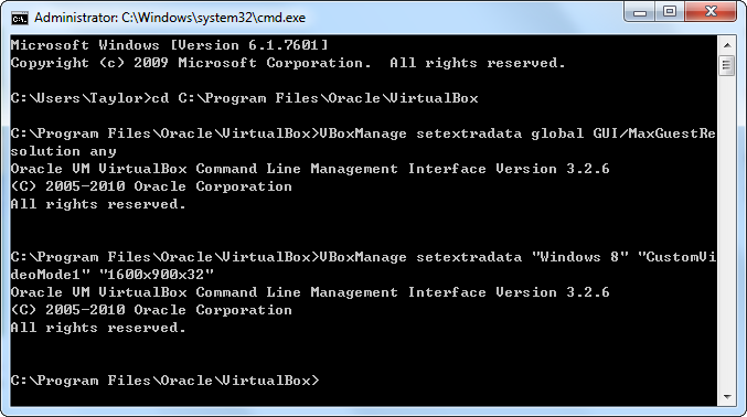 windows command how to change prompt